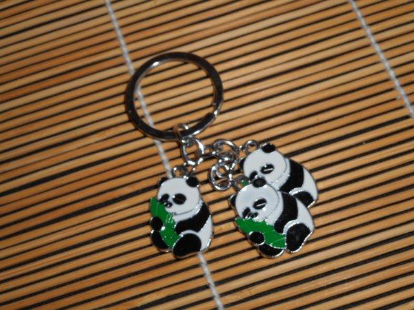 panda médaillon 1