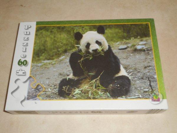 panda puzzle 60 pièces 4