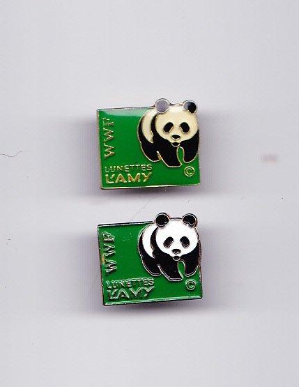 Panda Pin's 8