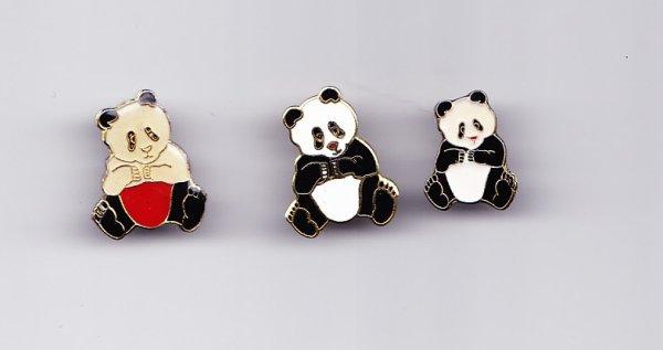 Panda Pin's 11
