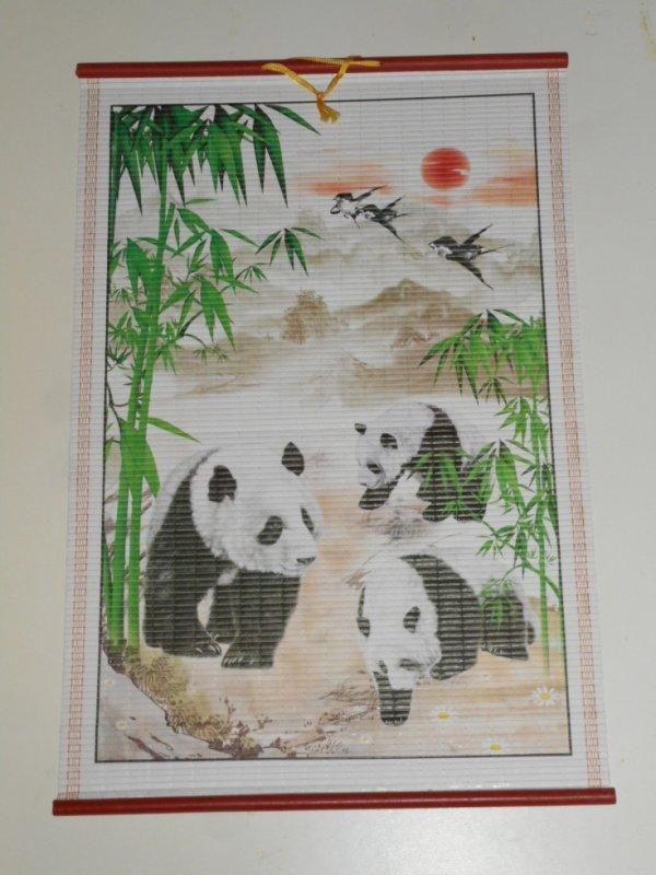 panda cadre 7