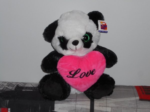 Panda peluche 19