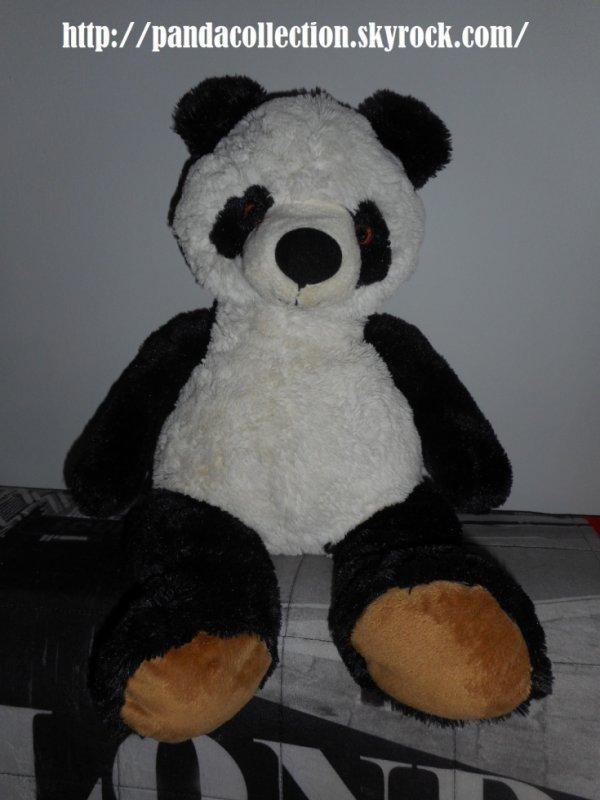 Panda peluche 20