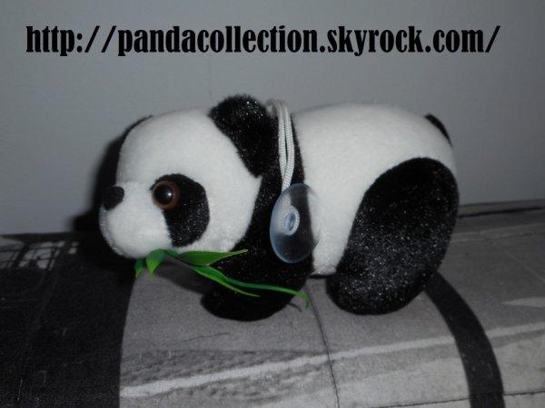 Panda peluche 21