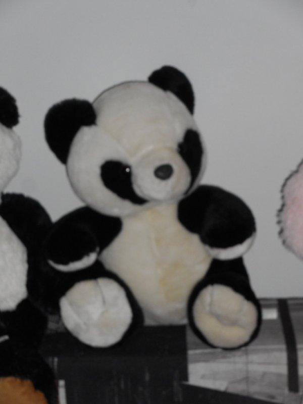 panda peluche 22