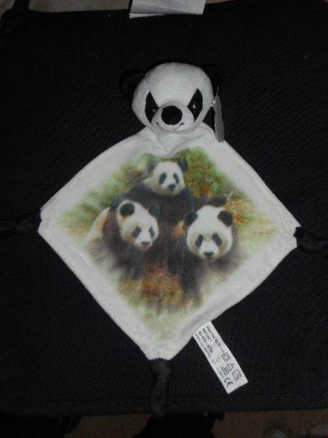 doudou panda ;)