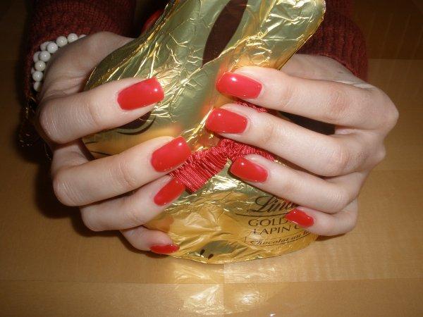 Merci ma puce et joyeuses Pâques !!!!!!!!!!!!!!