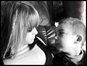 → Son visage Mon Plus Beau Payasage , Sa voie Ma Plus Belle Mélodie : Cousin ♥