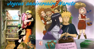 Chapitre 10 : L'anniversaire de Naruto.