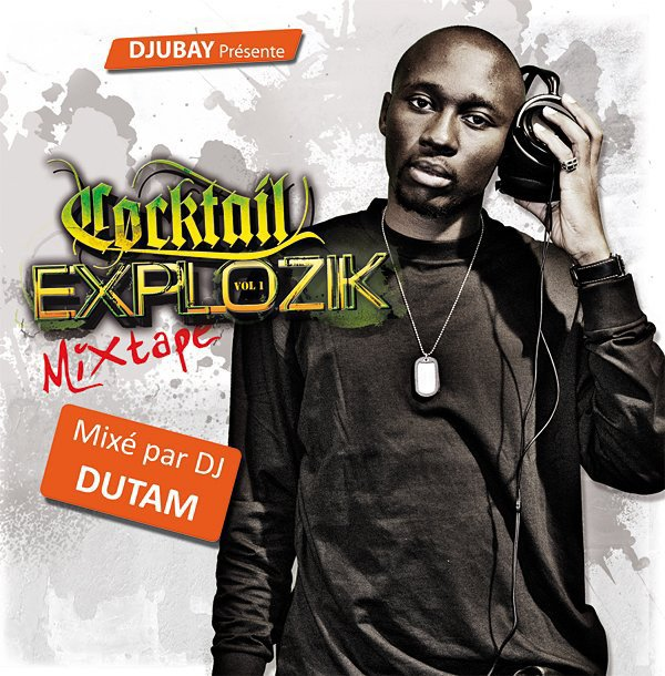 DJUBAY - Pochette Mix Tape COCKTAIL EXPLOZIK