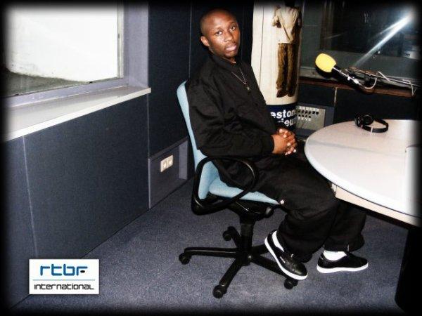 DJUBAY - INTRVIEW SUR RADIO RTBF INTERNATIONAL (3/5/08)