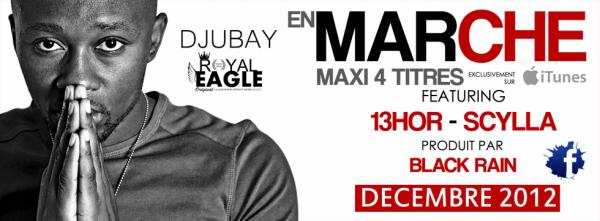 DJUBAY - Maxi EN MARCHE Feat 13HOR - SCYLLA