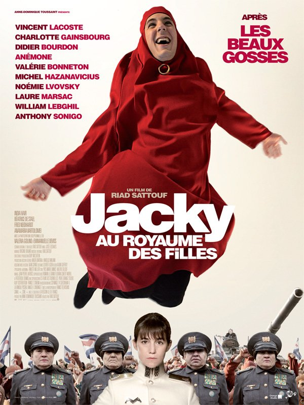 Jacky au royaume des filles : le nouveau Riad Sattouf s'affiche