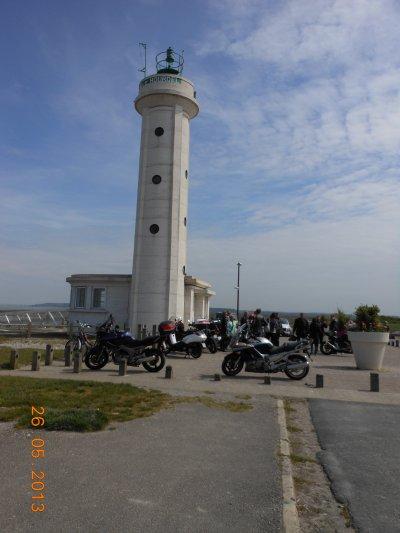 virée moto Le Crotoy Le Hourdel : Dimanche 26 mai 2013