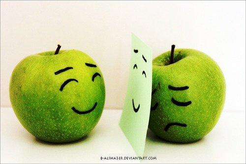 Derrière un sourire il se cache beaucoup de chose