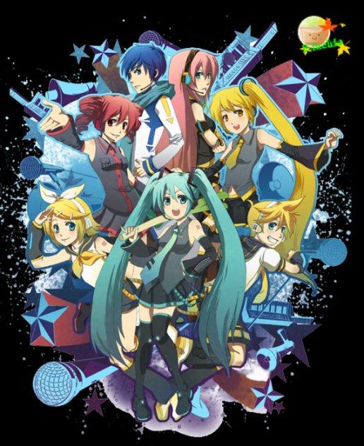 Les Vocaloids