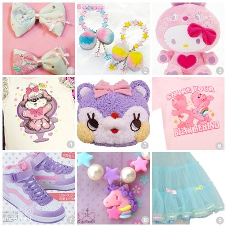 Mode Japonaise : Fairy Kei