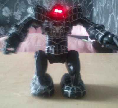 ROBOT SPIDERMAN