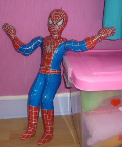 SPIDERMAN GONFLABE