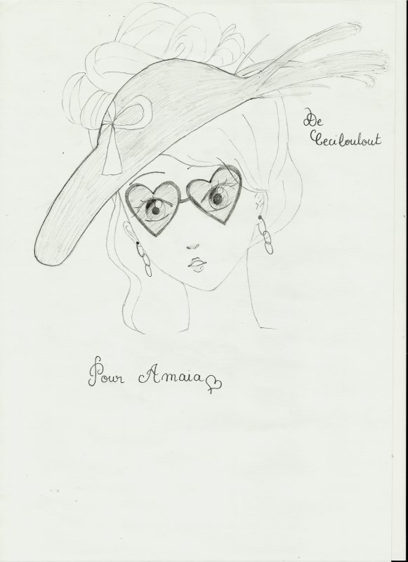 Dessin by me ♥