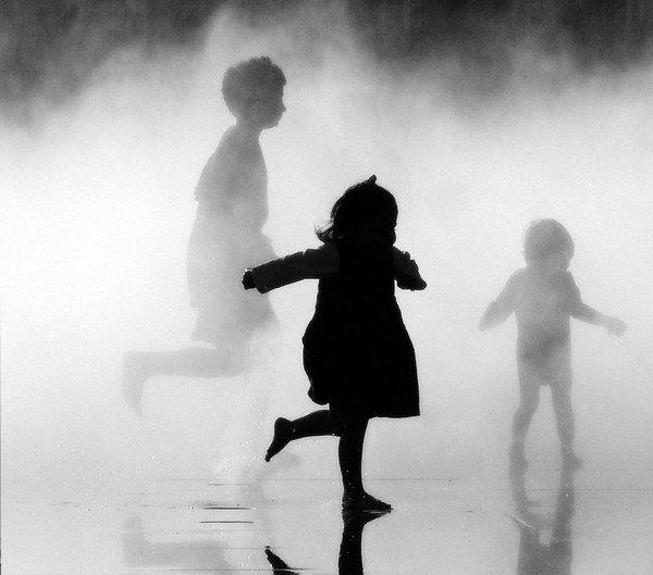 souvenir d'enfance dans la brume de mon esprit