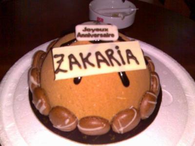 bon anniversaire zakaria