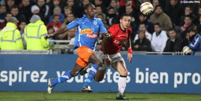 MONTPELLIER   1     /    0 PARIS SAINT GERMAIN
