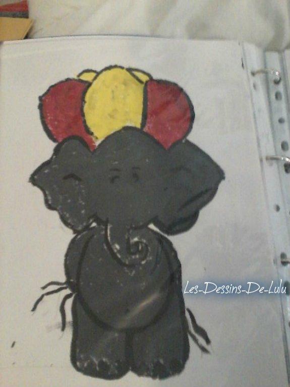 Elephant chou