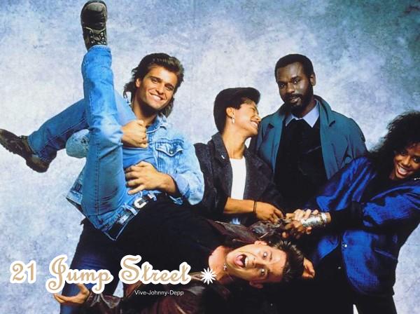 ". ""21 Jump Street"" (1987-1990)."