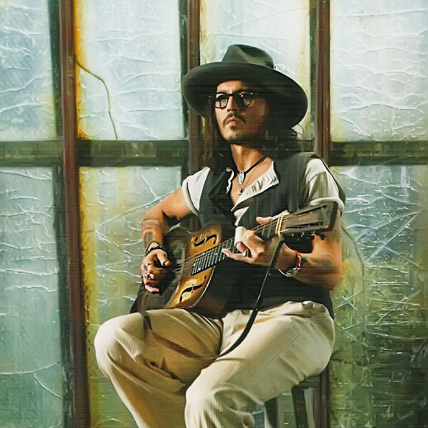 . Nouveau Photoshoot de Johnny Depp.