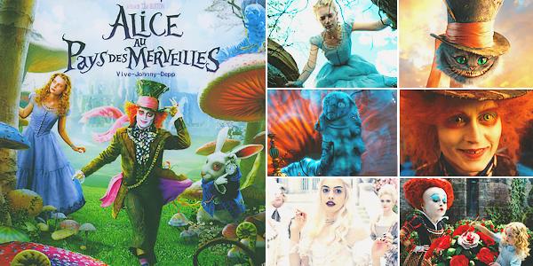 ". ""Alice In Wonderland"" (2010)."