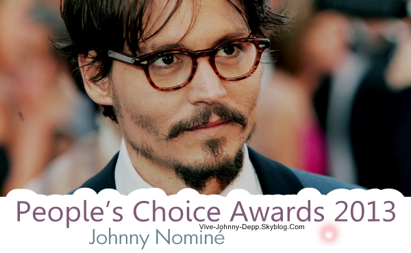 . People's Choice Awards 2013.
