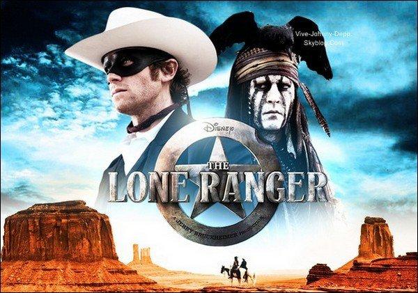 . Lone Ranger : Les Nouvelles.