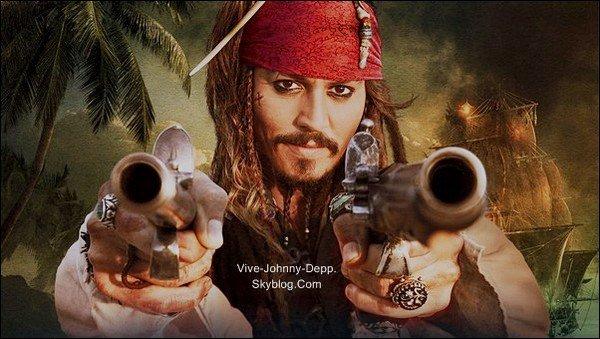 . The Legend of Captain Jack Sparrow.