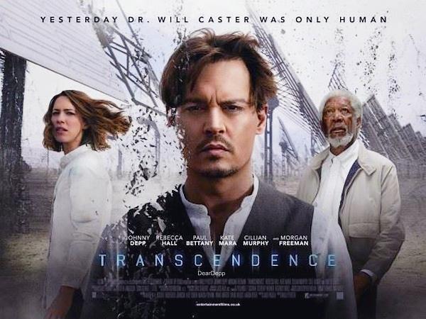 . Mercredi 25 Juin 2014 : Sortie Officielle de TranscendancePour l'occasion, voici toutes les affiches du film, ainsi que la Bande-Annonce ! .