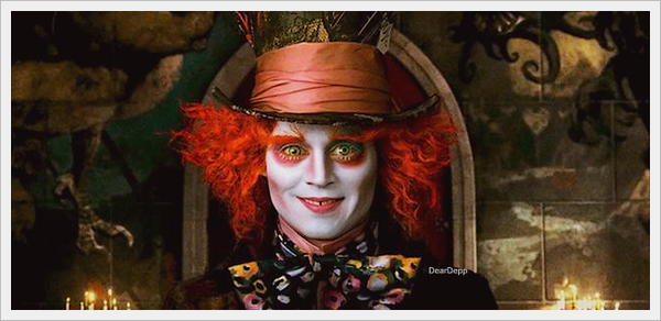 . Alice in Wonderland 2 : Through the Looking Glass : Les Nouvelles.