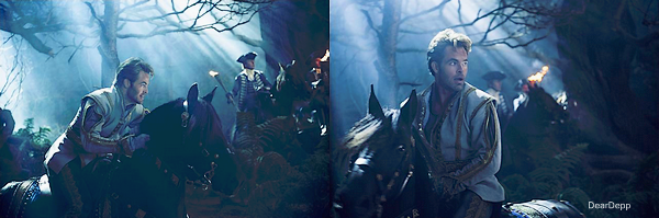 . Into The Woods : Les NouvellesAvalanche de Stills pour le film sorti le Mercredi 28 Janvier 2015. .