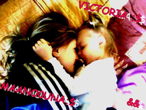 ViCTORIAA& MAANO0UNA ! ♥