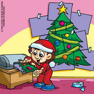 Feliz natal a tutti