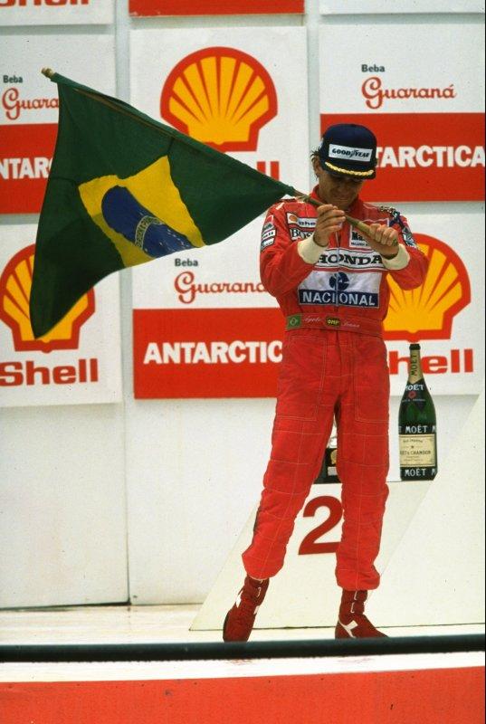 Ayrton Senna - Magic