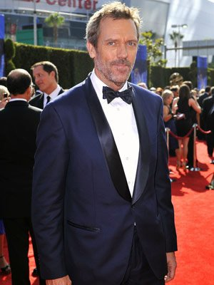 Lors des Emmy Awards 2011, Hugh Laurie et Claire Danes ont remis le trophée de la meilleure actrice dans une mini-série.