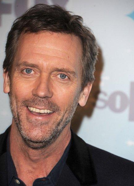 Le Plus Anglais des Rois, Mr. Hugh Laurie !