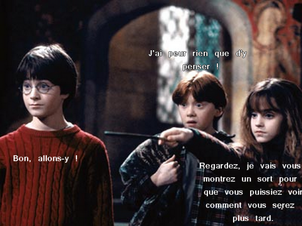 #1 Harry PotterDonne ton avis