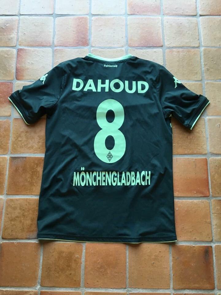 Maillot porté par Mahmoud Dahoud avec Mönchengladbach
