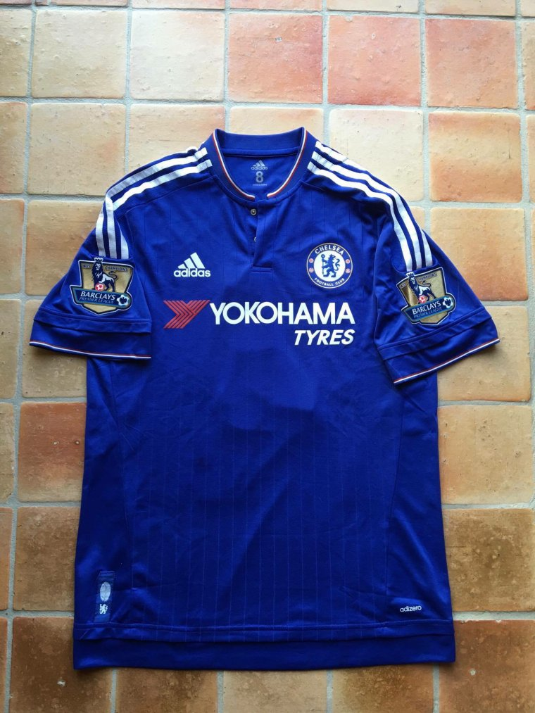 Maillot de Branislav Ivanovic porté avec Chelsea