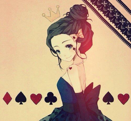 La vie est un jeu de cartes dont le coeur n'est que rarement l'atout.