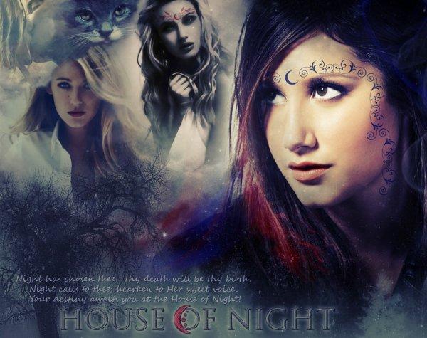 La maison de La Nuit <3