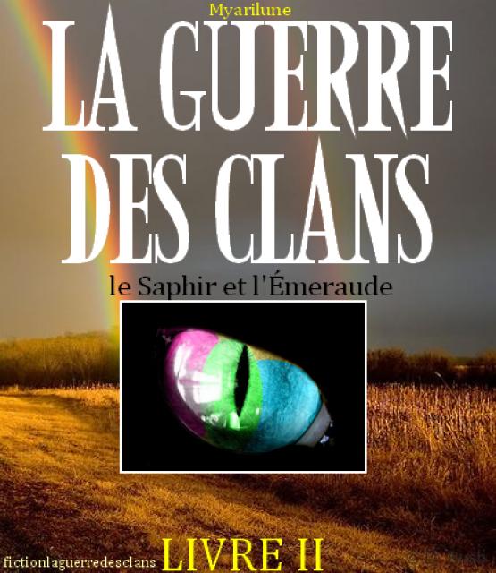 Tome 2 : Le Saphir et L'Emeraude