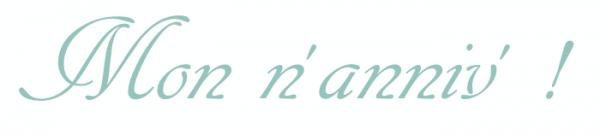 Premier anniversaire du blog !