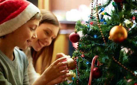 Chapitre 10: Noël en famille!
